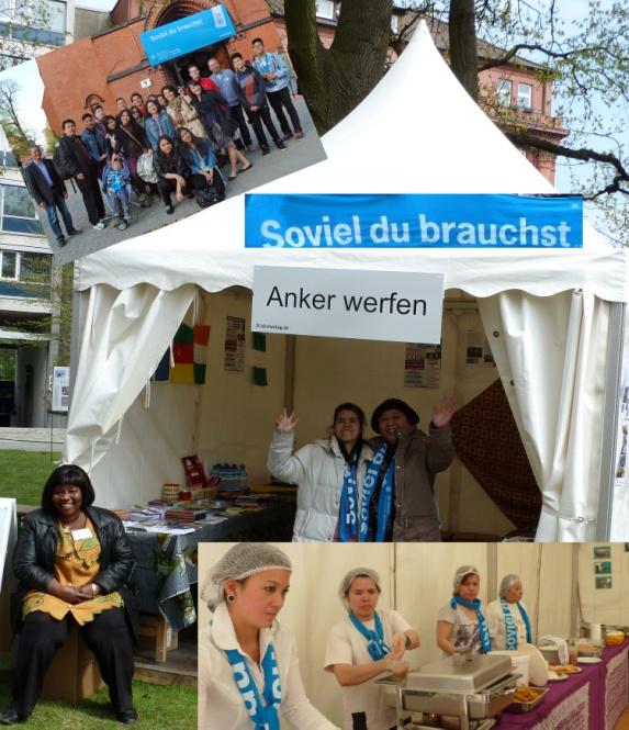 Deutscher Evangelischer Kirchentag ke-34 di Hamburg